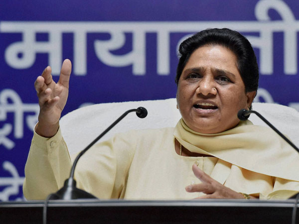 Now, Mayawati alleges tampering of EVMs in 250 UP Assembly seats by BJP