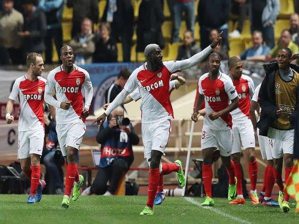 UCL: AS Monaco oust Manchester City to reach quarter-finals