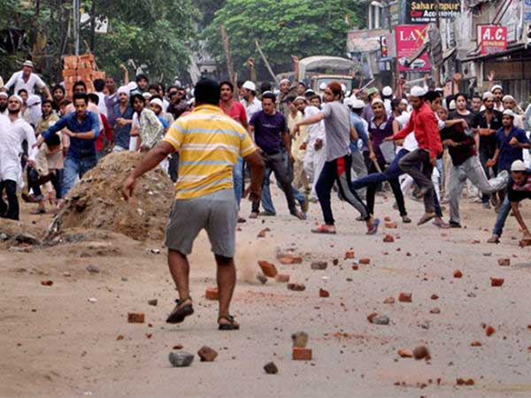 M'nagar riot victims attacked