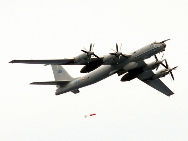 After nearly 30 years, navy retires spy plane 'Albatross'