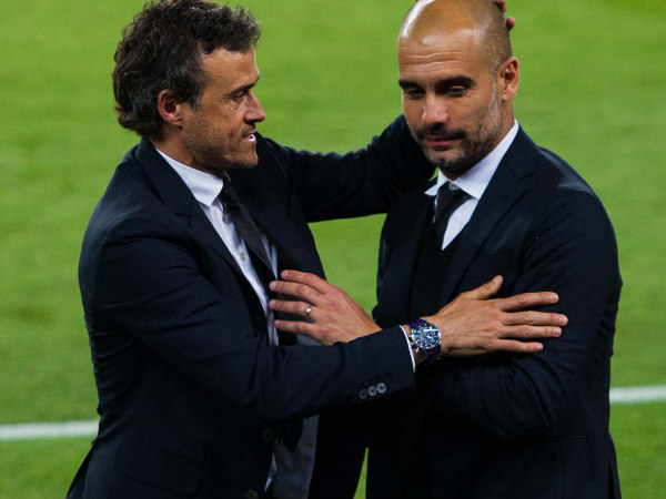 I will miss Luis Enrique at Barcelona: Pep Guardiola