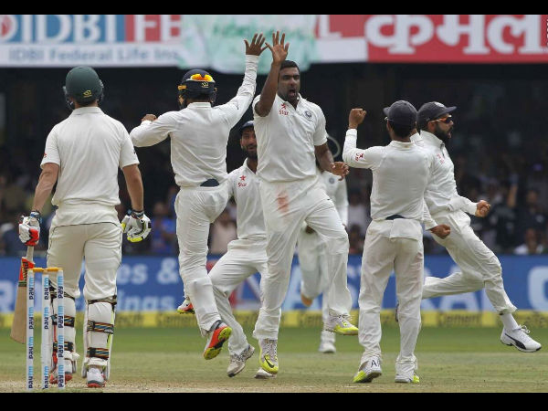 India Vs Australia 2nd Test: Ashwin bags six-for as India beat Australia by 75 runs