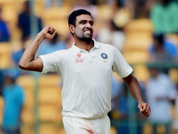 Ashwin is back as No. 1