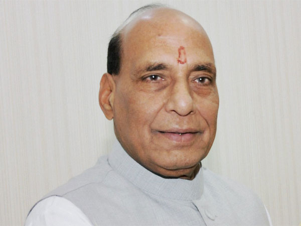 Border with Pak to be sealed soon: Rajnath
