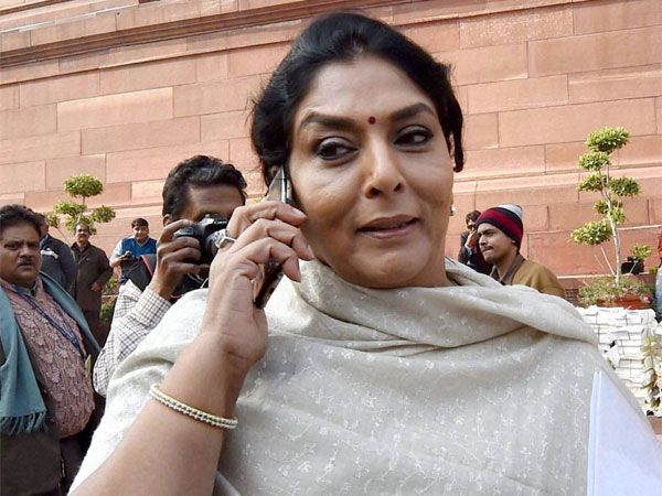 Congress MP Renuka Chowdhary