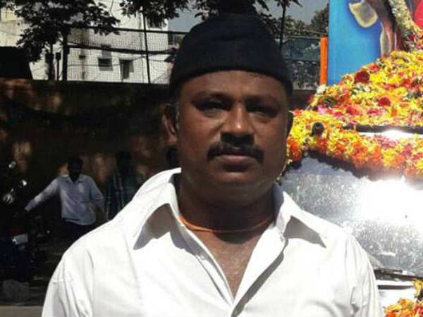 No NIA probe in RSS activist Rudresh murder case: Karnataka HC