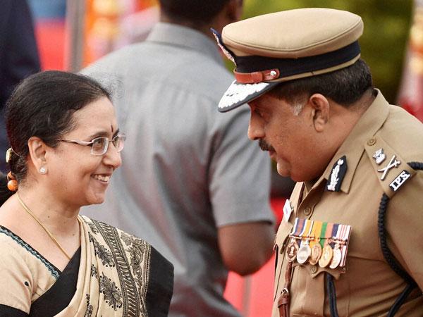 Chennai police commissioner transferred ahead of RK Nagar bypolls