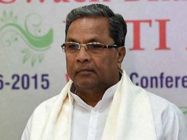 Close shave for Kar CM Siddaramaiah: Chopper makes emergency after bird hit