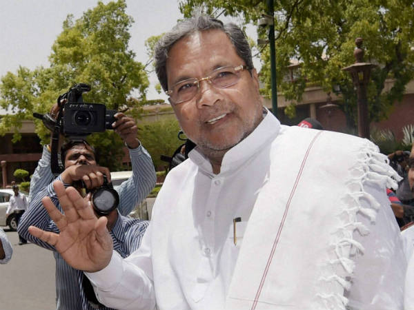 Luxury watch to layouts, 43 complaints against Siddaramaiah before Lokyukta