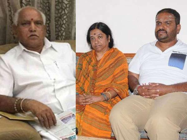 Sympathy vs Yeddyurappa- The battle for Gundlupet