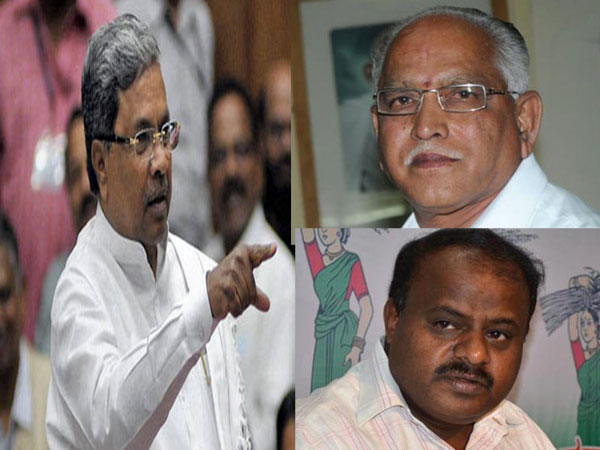 Mahaghatbandan on the cards in Karnataka ahead of 2018?