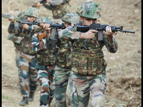 127 infiltration attempts in J&K since 2015