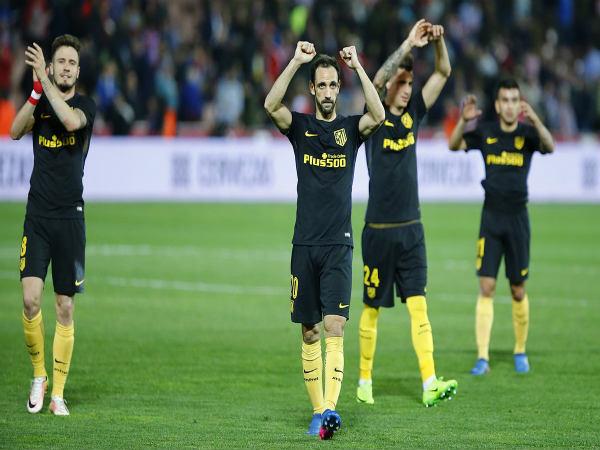 La Liga game week 27: Roundup and results