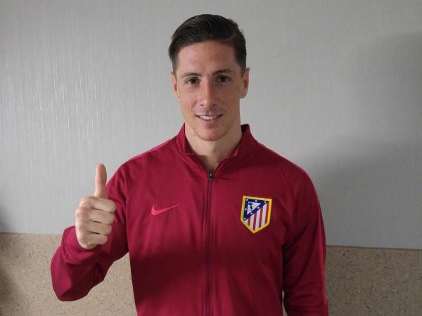 Fernando Torres discharged from hospital after head injury
