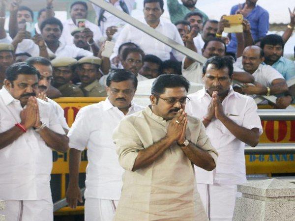 EC rejects TTV Dinakaran's response on Sasikala's ...