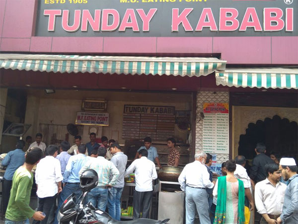 A shut and open case of Lucknow's iconic Tunday Kababi