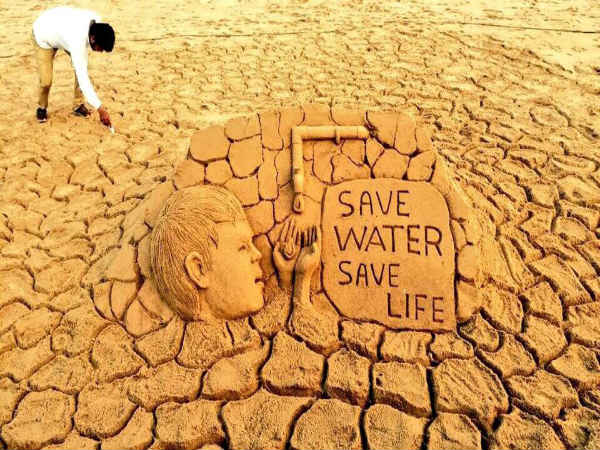 save water in india essay