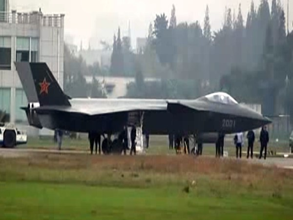 'Giant leap': China's 5th-gen stealth fighter enters service