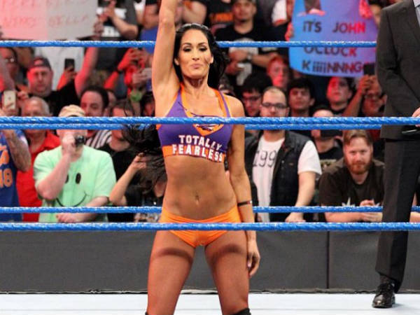Nikki Bella (Image courtesy: wwe.com)