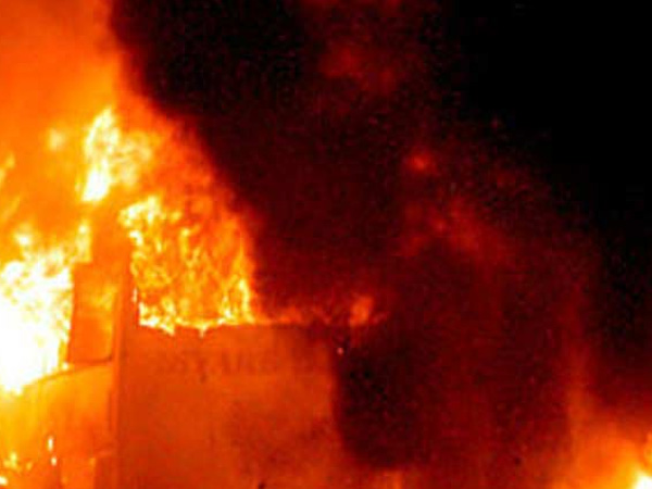 350 gas cylinders exploded in Vizag