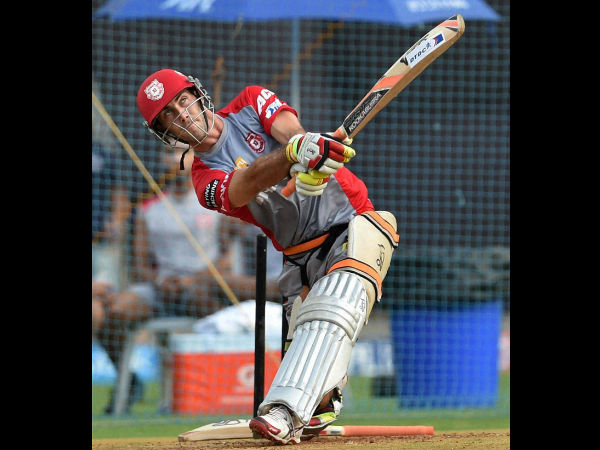 IPL 2017: Glenn Maxwell appointed as Kings XI Punjab captain
