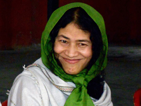 Irom Sharmila Files For Marriage In New Home Kodaikanal