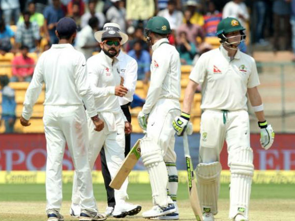 Virat Kohli 'stings' Australia over 'head of snake' comment