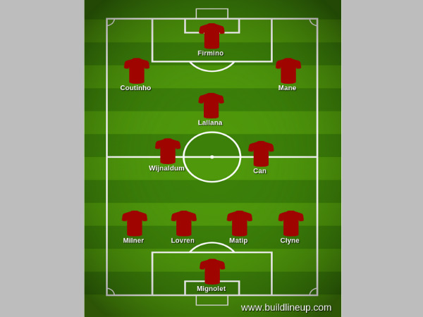 Liverpool formation
