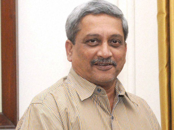 Parrikar says terrorism a 'serious threat', calls for collective action