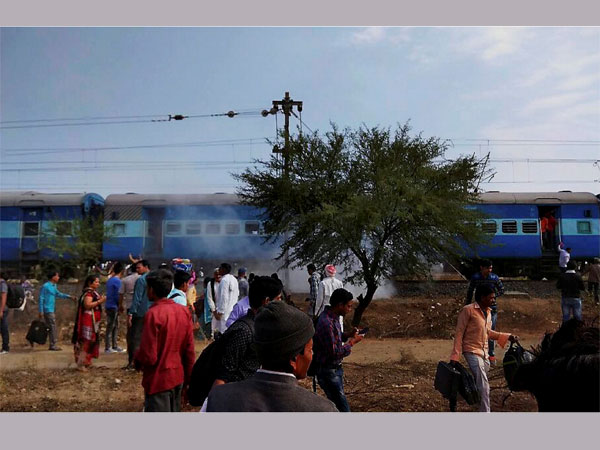 Blast in Bhopal-Ujjain Passenger Train in Madhya Pradesh Injures 9