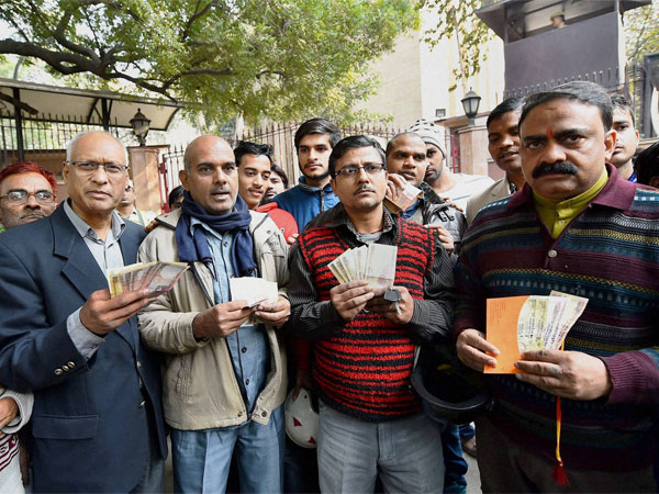 Ordinance on Demonetisation Supersedes PM Modi's Promise: AG to SC