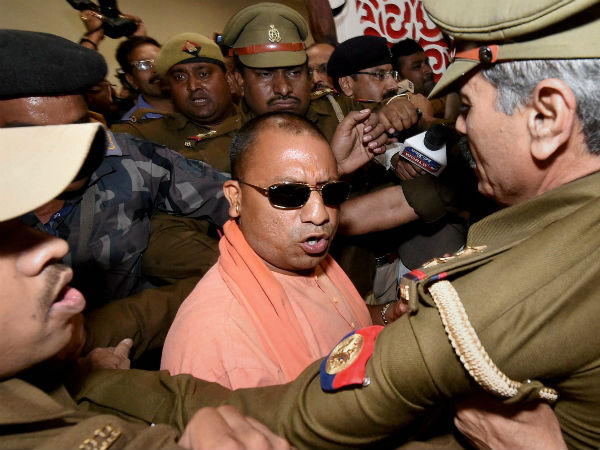 Fahter, sister elated over Yogi Adityanath's appointment as UP CM