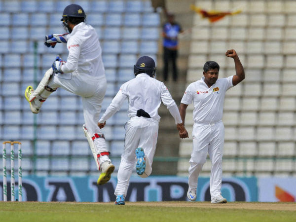 Two uncapped players in Sri Lanka Test squad against Bangaldesh