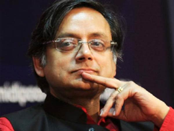 Former union minister and Congress leader Shashi Tharoor