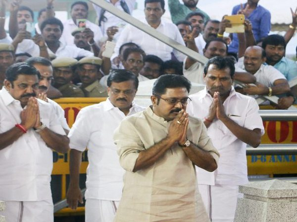 EC rejects TTV Dinakaran's response on Sasikala's appointment
