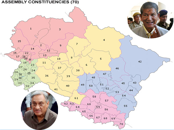 Quick facts on Uttarakhand assembly polls 2017