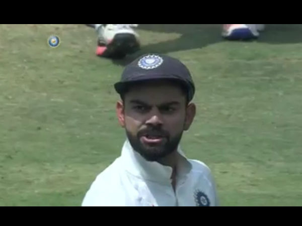 India Vs Australia: Virat Kohli fumes as Steve Smith tries to cheat with DRS