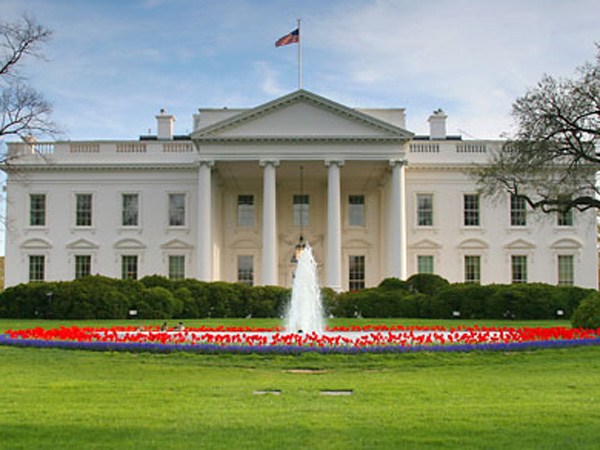 Indian-Americans hold rally at WH
