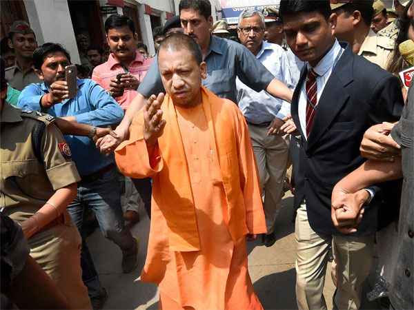 Centre accords Z+ VVIP security cover to UP CM Adityanath