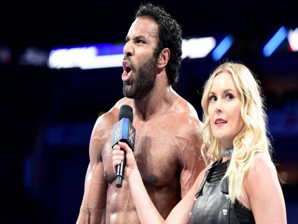 Jinder Mahal challenging for WWE title at Backlash