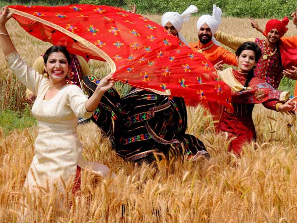 Baisakhi is a harvest festival celebrated in north Indian states like Punjab, Himachal Pradesh and Uttarakhand in April