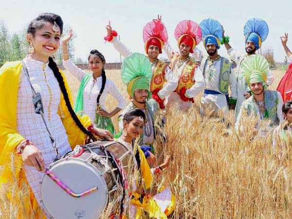 Baisakhi celebration in Jalandhar