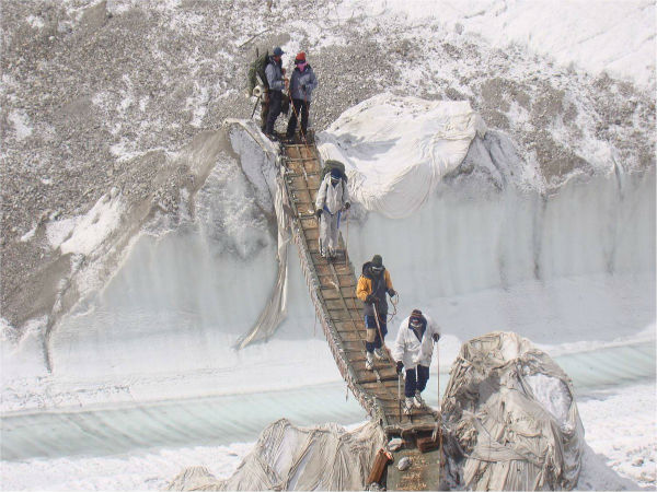 The risk factors for Jawans at Siachen
