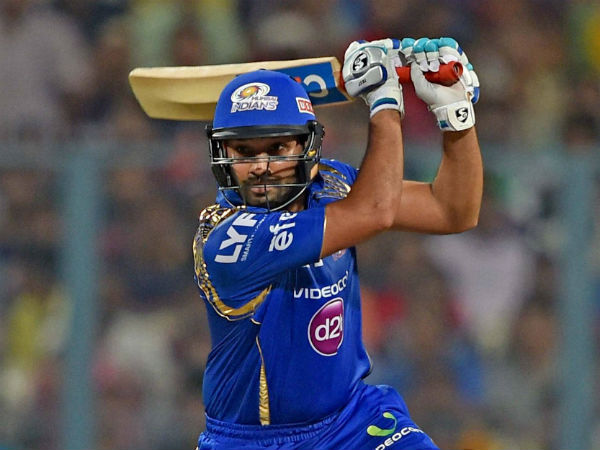 3. Rohit Sharma