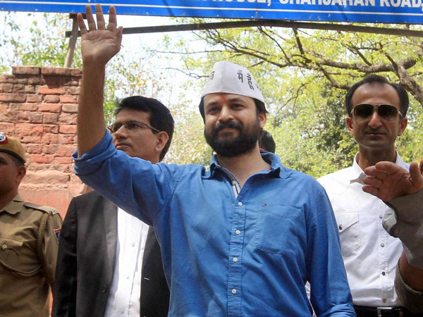 File photo of Ashish Khetan
