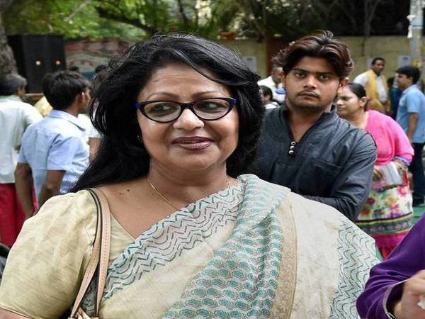 Former Delhi Commission for Women chief and Congress leader Barkha Shukla Singh