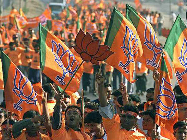 Who will stop the BJP? No one in sight