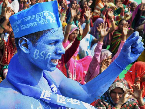 MCD polls: BSP wins 3 wards, SP 1, JD (U) 0