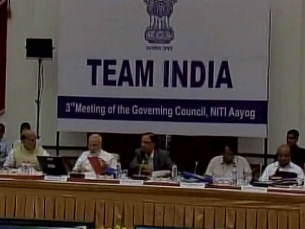 Narendra Modi chairs NITI Aayog's Governing Council meeting today