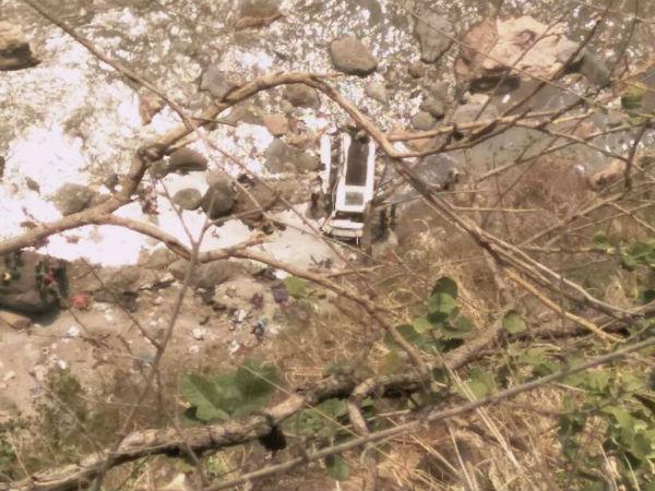 Himachal Pradesh: 45 dead after bus falls into river in Shimla